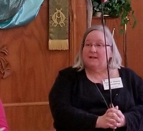 Pastor Diane - Children's Talk